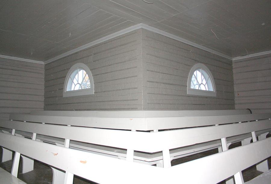 Saneeraus, Mäntyharjun kirkko